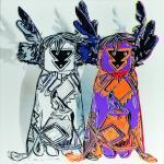 Reprodukcie - Kachina Dolls 1