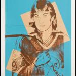 Andy Warhol originály - Wayne Gretzky, 1986, screenprint TP